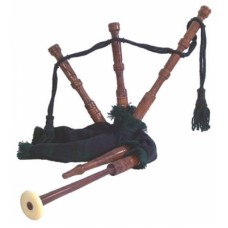 Childrens Playable Miniature Bagpipes