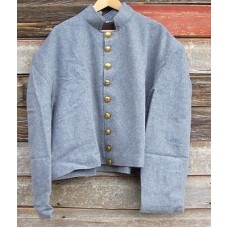 civil war confederate reenactor shell jacket 52
