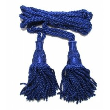 Royal Blue Bagpipe Drone Cord