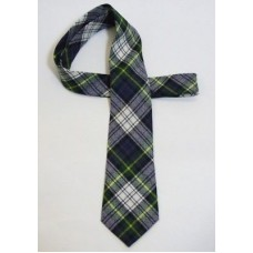 New Wool Highlandwear Scottish Clan Tartan Neck Tie in Dress Gordon