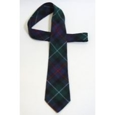 New Wool Highlandwear Scottish Clan Tartan Neck Tie in MACKENZIE TARTAN