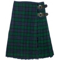 Black Watch Tartan Scottish Kilt