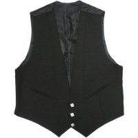 Prince Charlie Three-Button vest