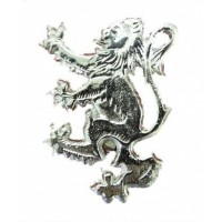 ANTIQUE Lion Rampant Kilt pin