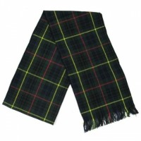 Hunting Stewart Tartan Ladies Plaid Sash