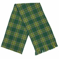 Irish Natioal Tartan Ladies Plaid Sash