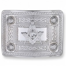 MASONIC Belt Buckle Celtic Knot